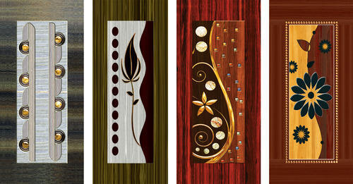Door Design Paper Decor Paper Printing Manufacturer From