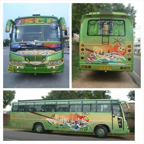 Coimbatore Attractions: Service Provider Of Tourist Bus Operators