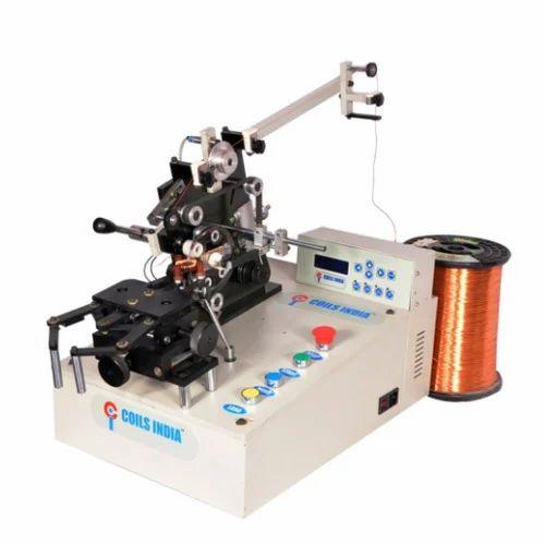 Toroidal Coil Winding Machine At Rs 50000 Unit Toroidal