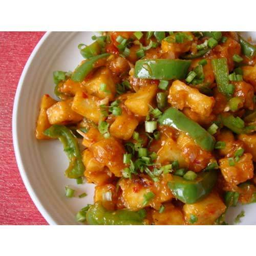 Chilli paneer almante foods manufacturer in bawana new delhi chilli paneer forumfinder Image collections
