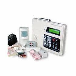 Intruder Alarm System with Auto Dialer
