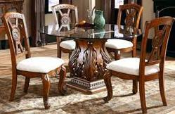 Teak Wood Dining Table View Specifications Details Of Teak