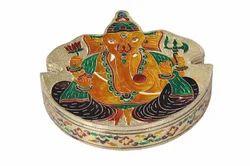 Handmade Ganesh Shaped Decorative Box