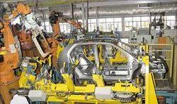 Jigs Fixtures Amp Robotics Integrated Biw Welding Lines