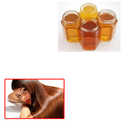 Natural Honey for Hair