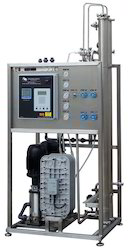 Continuous Electrode Ionisation System (CEDI)