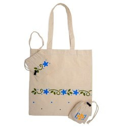 Packaway Shopping Bag (Cotton)