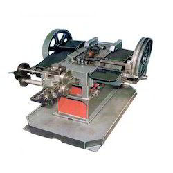 High Speed Double Stroke Header Machine