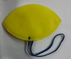 Reusable Yellow Face Mask