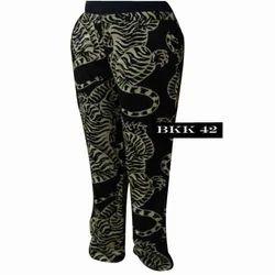 Ladies Modern Print Trousers