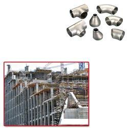 Stainless Steel Butt Weld Fittings for Building Construction