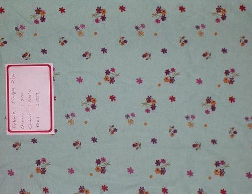 Flannel Print Fabric