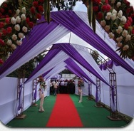 Tent Decoration And Catering Services Service Provider