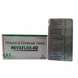 Ofloxacin and Ornidazole