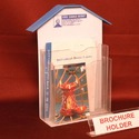 Multiple Brochure Holder