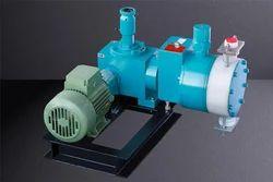 Actuated Diaphragm Pumps