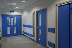ACP Hospital Door