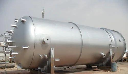 Pressure Vessel, Pressure Container, Pressure Vessel tank, प्रेशर वेसल -  Maa Engineers, Vadodara | ID: 10356318533