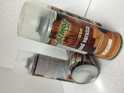 Aerosol Spray Paints Wood Varnish Transparent Walnut