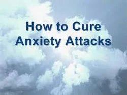 Anxiety Attacks Treatment