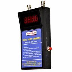 Powerblast Digital Safety Ohmmeter