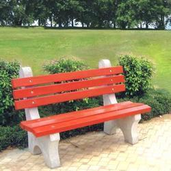 Park Bench Concrete Benches Manufacturer From Lucknow