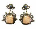 Real Diamonds Bridal Wear Victorian Designer Earring