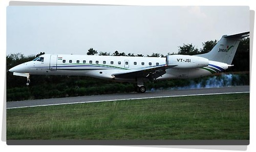 Embraer ERJ-135 LR Private Charter Services