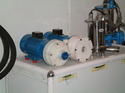 Toss 3 Pahse Pp Centrifugal Pumps, Model Name/number: Re-100, Max Flow Rate: 10m/hr