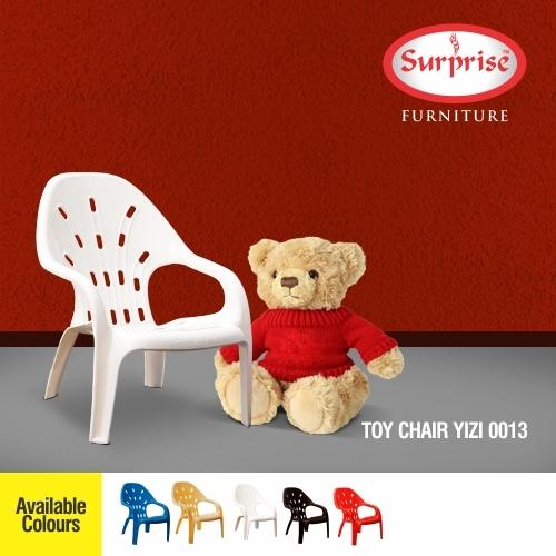 Plastic Toy Chair