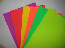 neon color coated paper - Color Papers