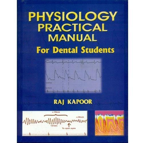 Physiology Practical Manual for Dental Students - CBS