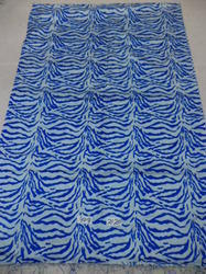 Pure Silk Zebra Printed Stoles