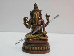 Brass Statues Ganesha