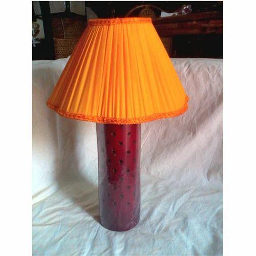 Bamboo table lamps bamboo table lamp manufacturer from kolhapur bamboo table lamp aloadofball Choice Image