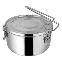 Stainless Steel Conical Tiffin