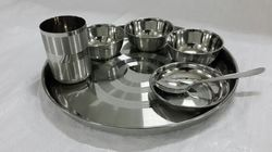 Silver Touch Regular Thali