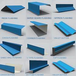 Roofing Accessories Ridge Cover Service Provider From