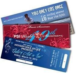 event tickets printing ticket printing services sainath art