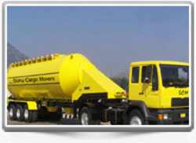 Cement Sector Cargo Service
