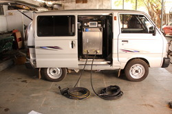 Mobile Car Washer