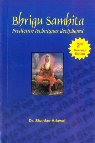 Bhrigu Samhita Book