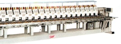 Second Hand SWF Embroidery Machine