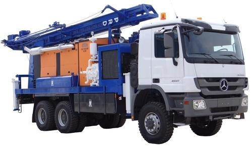 Water Well Drilling Rigs - PRD 500 Trolley Exporter from Perundurai