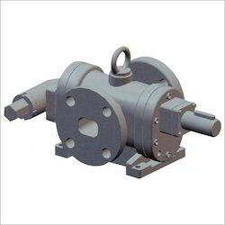 Heavy Duty Twin Gear Pumps