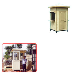 Security Cabins for Security Guards