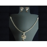 ea05044ed American Diamond Necklaces - American Diamond Necklace Manufacturer from  Mumbai