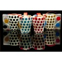 Polka Dots Mug Covered In A Fabulous Matching Sleeve