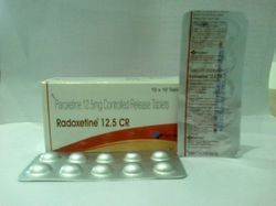 Paroxetine 12.5 Mg Controlled Release Tablets