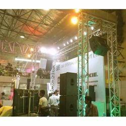 Pop Up Display Booth Truss